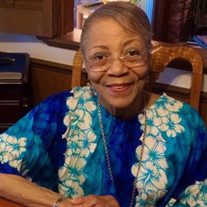 Mrs. Pearl C. Butler