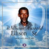 Mr. William Harold Ellison Sr.