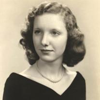Martha Jacquelyn Bacon Alderman