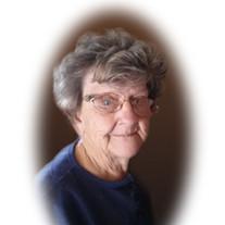 Margaret Patricia Sweeden