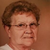 Margaret Peggy Walker