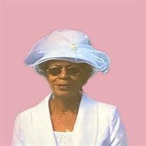 Mrs. Wessie Mae Scott