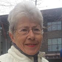Sharron Ann Markey