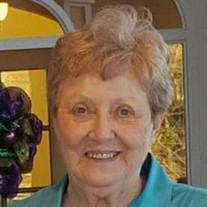 Mrs. Faye Joyce Thompson Langlinais