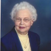 Winnifred Marie Bauman