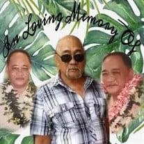 August Inonado Tolentino Sr.