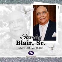 Mr. Stanley Davis Blair Sr.