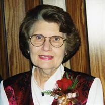 Hazel Cordill Eanes