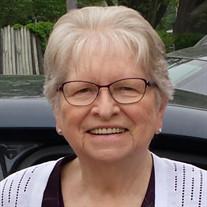 "Patricia ""Pat"" Mae Reed"