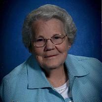 Izetta June Weaver