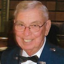 CWO4 Harry Rufus Prince, Jr., U.S. Air Force (Ret)