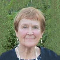 Joan F. (Shortt) Erickson
