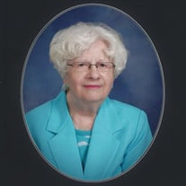 Betty Waugh Pope