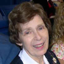 Barbara Jean Goodall Dixon