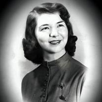 Lyda Ruth Burks
