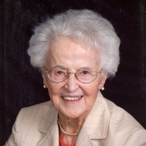 Mrs. Bernice I. Bergseth