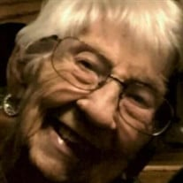 Maudie Louise Kensing