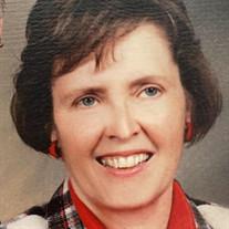 Nancy Nehrig Frazer
