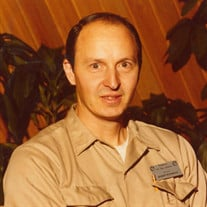 Roger Bruce Peterson, Sr.