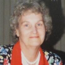 Dorothy Evelyn Berthelot (nee Harris)
