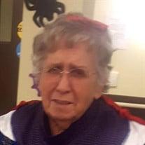 Mrs. Florence Louise Jordan