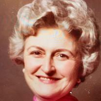 Betty Mae Wagner Bartlett