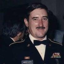 SGM Richard Harry Montanye