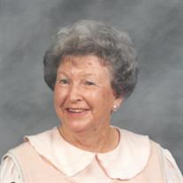 Margaret Ferguson Mullis