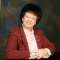 Rev. Ruby Marie Harms