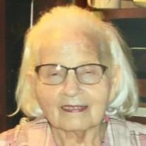 Ruth Hendricks Bledsoe