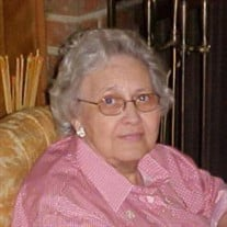 Peggy Averline Hubbard