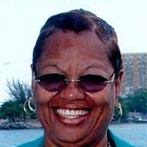 Mrs. Flora Lee Jones