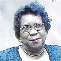 Mrs. Edna Mae Jackson
