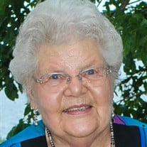 Mrs. Alice Tobler Hoff