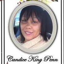 Candice King Penn
