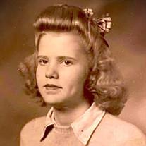 Winnie McDonald Lanier