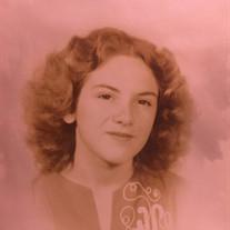 Wanda Sue (Rose) Burleson