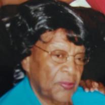 Mrs. Bernice McDaniel