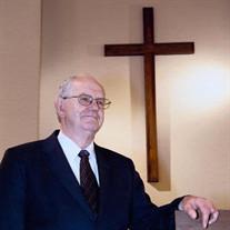 Rev. Allen Blaine Lawson