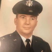 Lt. Colonel Charles Jerry Bradshaw USAF, SC ANG (Ret.)