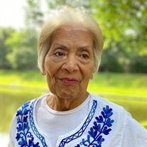 María de Jesús Treviño Compeán Moreno