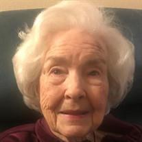 Mrs. Myrtle Simmons McGaha