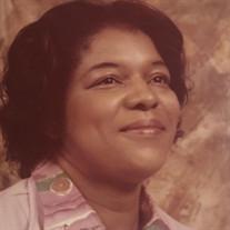 Mrs. Margaret Davis Jones