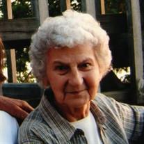 Mary Ann Chadderdon