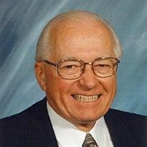 Rev. Herbert Henry Moos