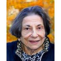 Mrs. Clara Ann Castro