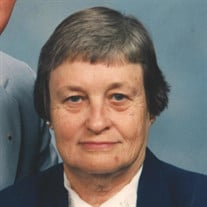 Evelyn Trousdale
