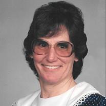 Velma Jean Barr Keller