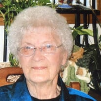 Mrs. Mable Eileen Vandergrift