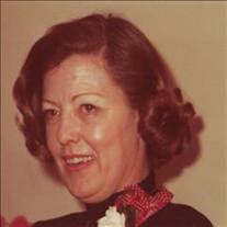 Margaret Joan Lindsey